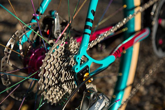 Pedalino Bikes Gravel Queen