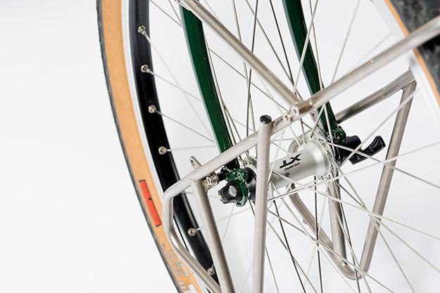 Stanforth Bikes Kibo+