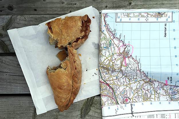 Pannier: Culinary Cornwall Tour