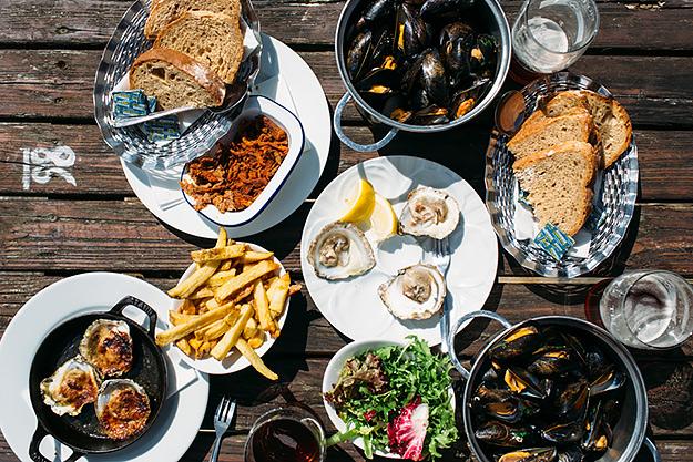 Pannier: Culinary Cornwall Tour