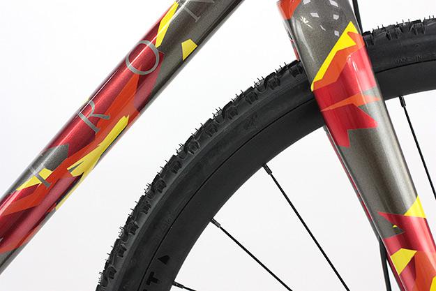 Saffron x DSC Snow Bike