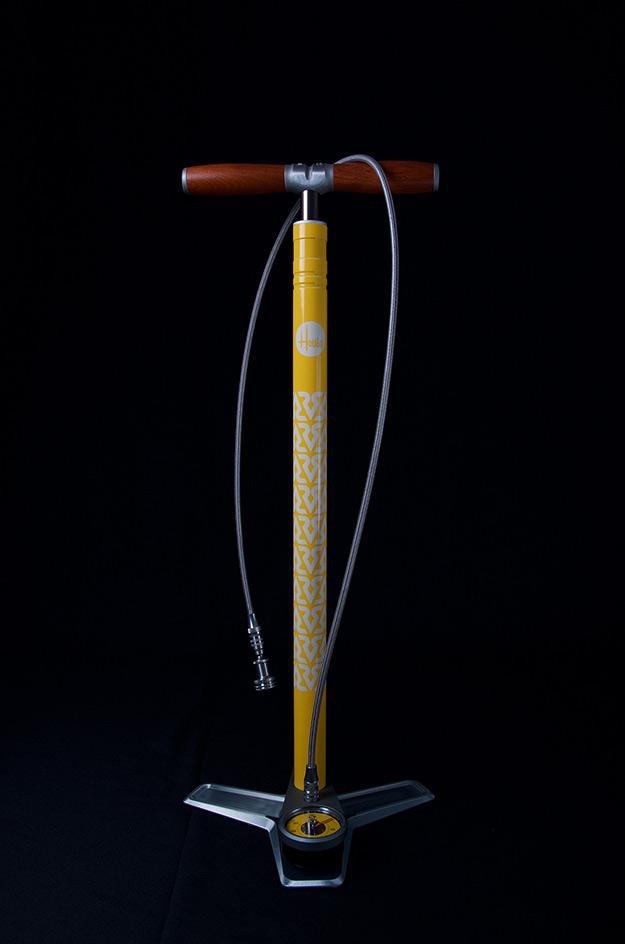 Gear: Silca Artist Edition Richard Sachs Pump