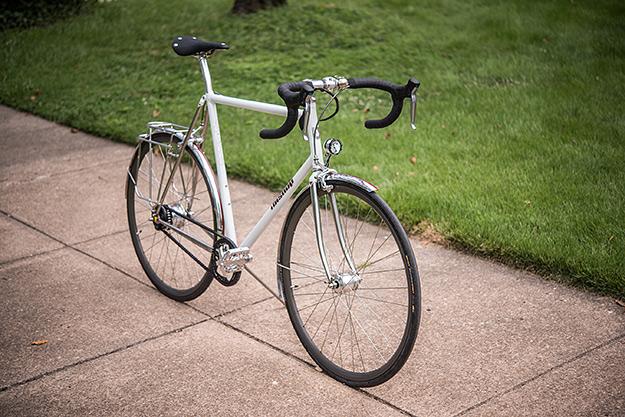 Bishop Bikes Di2 Commuter