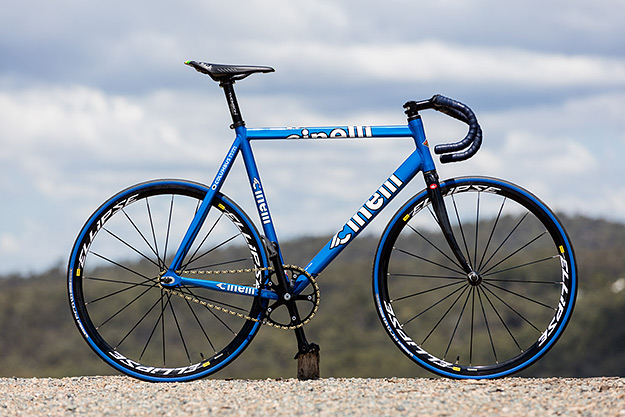 Cinelli Mystery Track