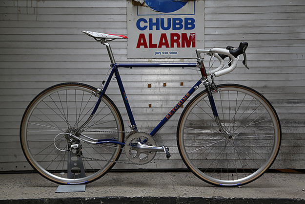 Hetchins at Clarence Street Cyclery