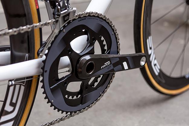 Standert Bicycles Triebwerk