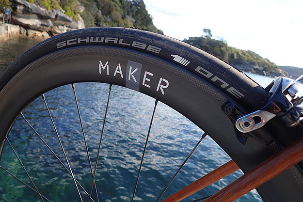 Review: Wheelworks Maker Wheelset