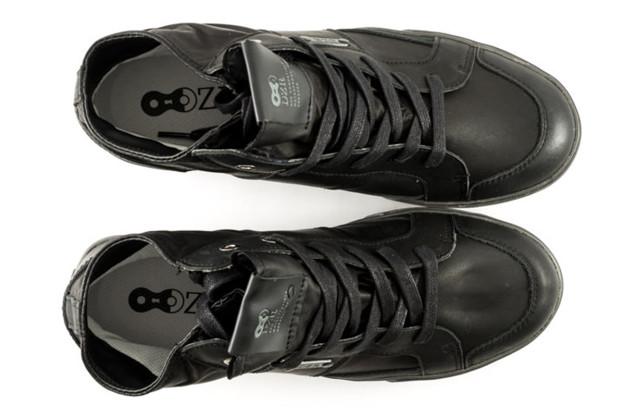 Street-Smart and Dry: DZR H20 Waterproof Sneakers