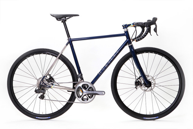Hartley Cycles Gravel Road Bike