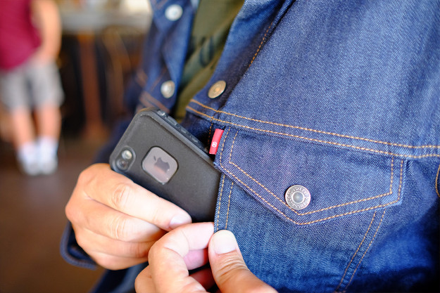 Riding with the Red Tab: Levi's® Commuter™ Collection