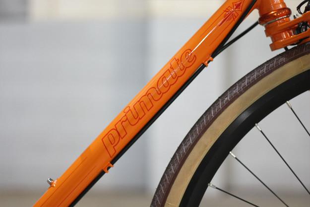 Big Orange: Primate Frames Cruiser