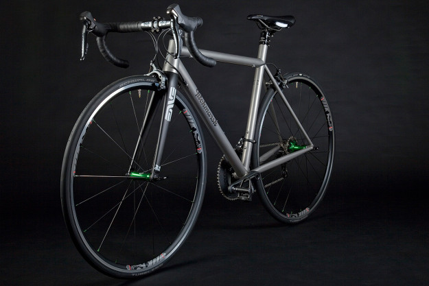 Made in the Vale of York: Titchmarsh Cycles Ti Road