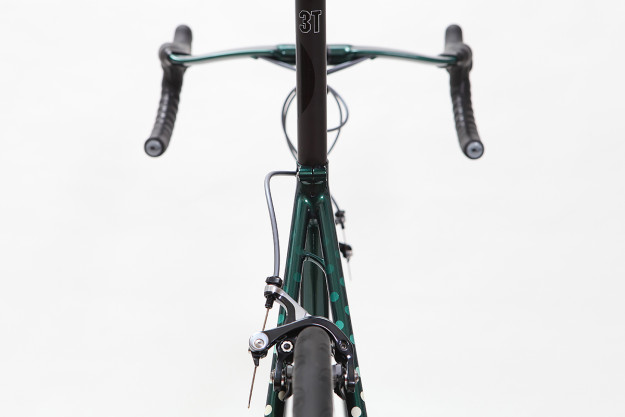 Fearful Asymmetry: Tom's Rusby Cycles Road
