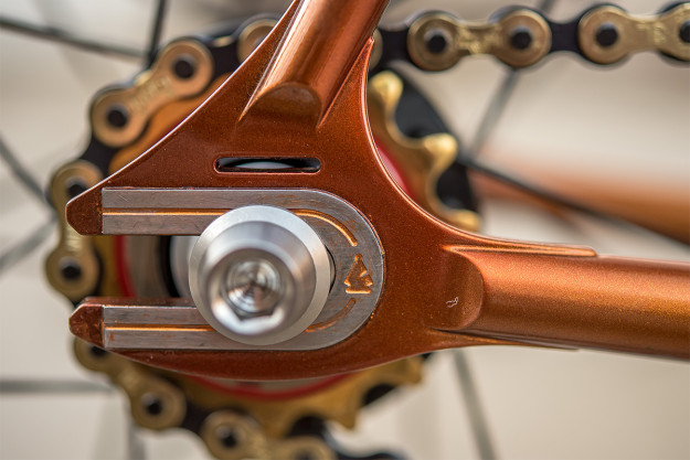 The Baltimore Butterfly: Nicole's Bishop Bikes Track