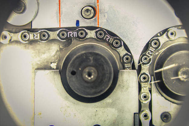 The View From Vicenza: Podia Meets Campagnolo