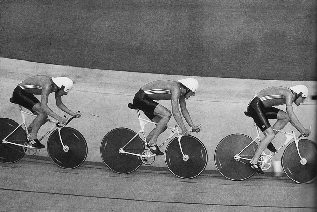 From Russia With Love: Rossin USSR Team Pursuit
