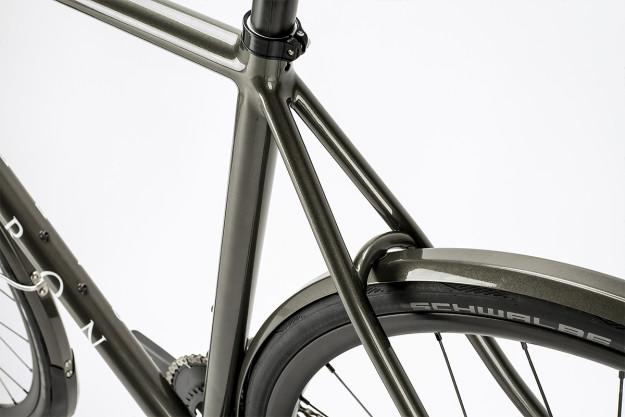 Bicycles For Icicles: Saffron Frameworks Winter Bike