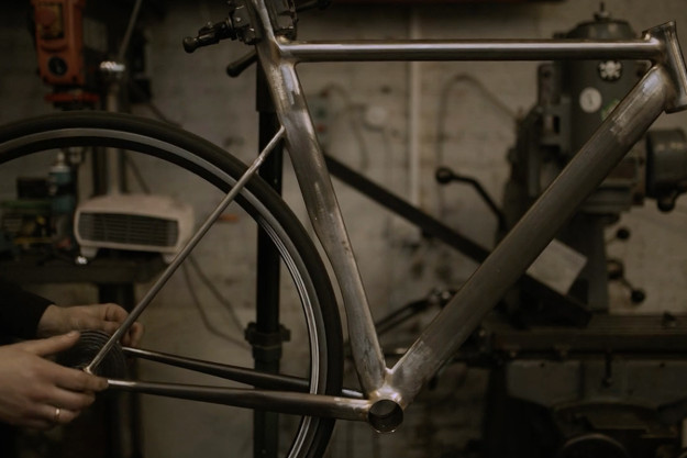 The Great British Shed-Built Tradition: Talbot Frameworks