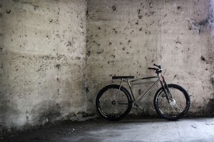 From Rust To Dust: Donhou Bicycles Klunker