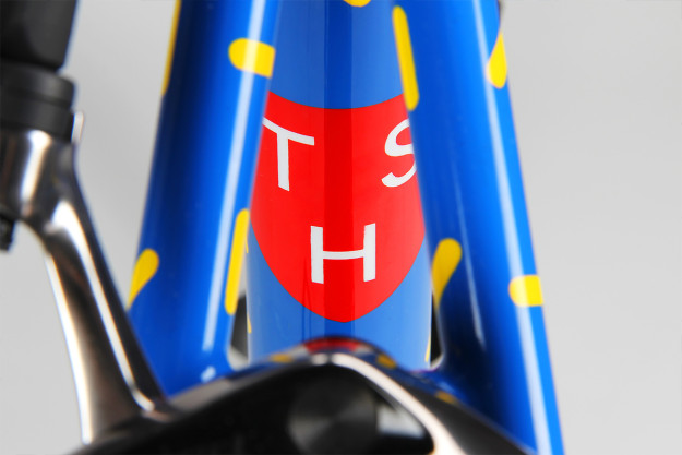 Colour and Movement: Firefly Bicycles x Ten Speed Hero