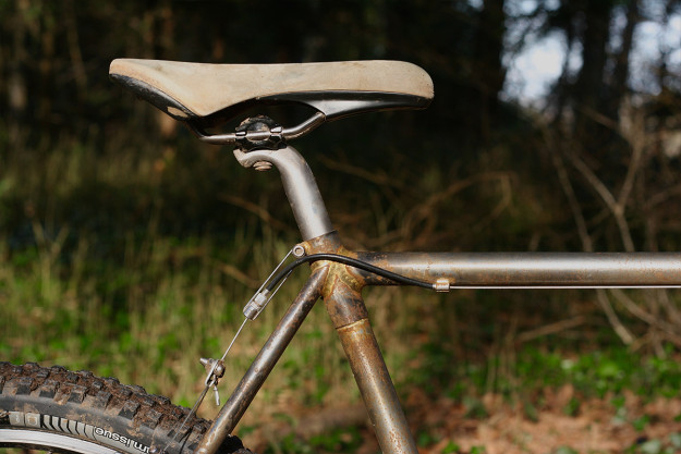 The Fox And The Robin: Mather Cycles Klunker