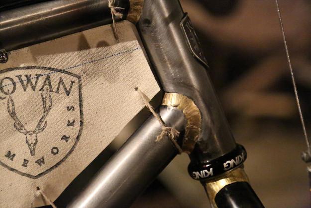 Hack Bike Derby: Rowan Frameworks Woodsman