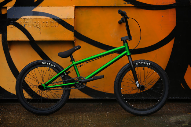 Twenty Inch Steel Spoon Customs BMX