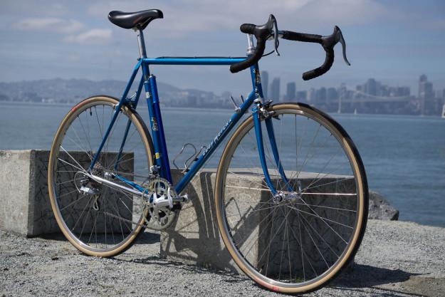 A Belgian By The Bay: Brian's Eddy Merckx Corsa