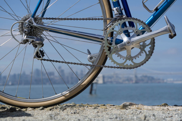 A Belgian By The Bay: Brian's Eddy Merckx Corsa