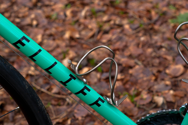 The Green Man Rides: Elliff 'All-Weather Fast Bike'