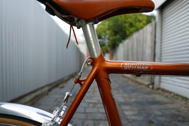 Head In The Clouds: Kumo Cycles Busyman Porteur