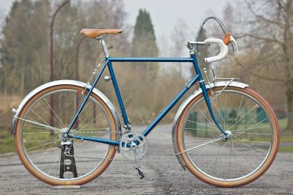 René Singer ATMO: Noble Cycles 650b Randonneur