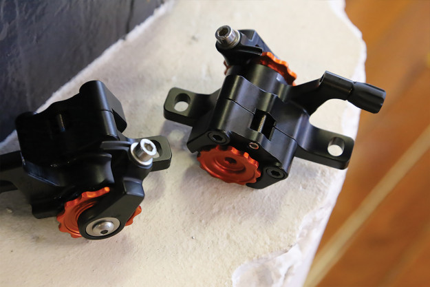 Tailored Metal: Paul Component Engineering Klampers