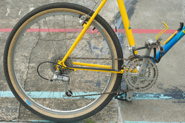 Our Land Abounds In Nature's Gifts: Tinker Bikes Fisher