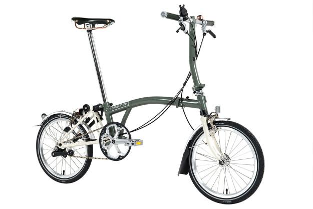 Dashing Bikes: Brooks 150th Anniversary