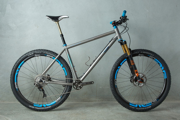 Whale Watching: Caletti Cycles 29er MTB