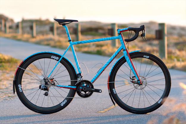 Hand Drawn Steel: Bicycle Crumbs x Franco Grimesv