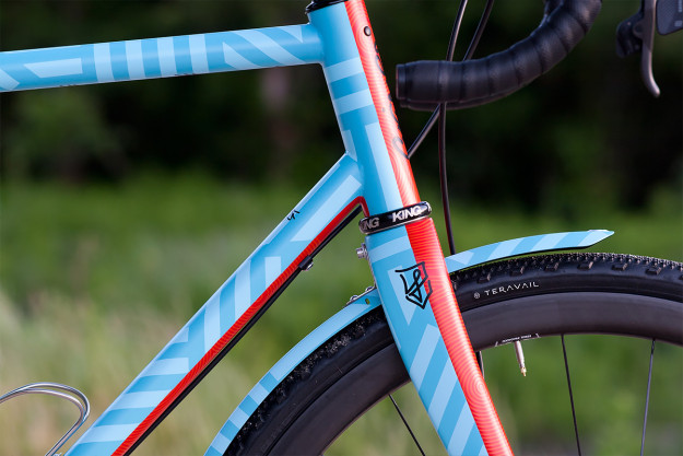 Hand Drawn Steel: Bicycle Crumbs x Franco Grimes