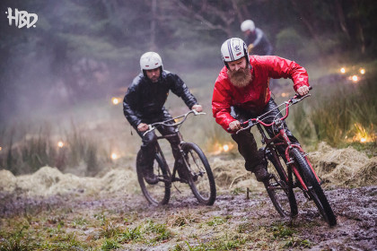 Come On Join The Mudslide: The Hack Bike Derby Movie