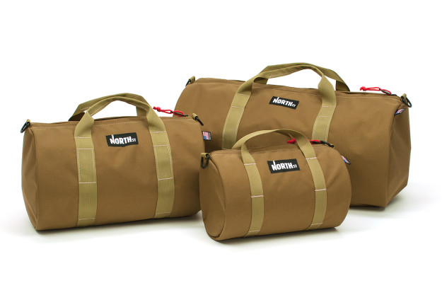 Bag It Up: North St Scout Duffle Bags