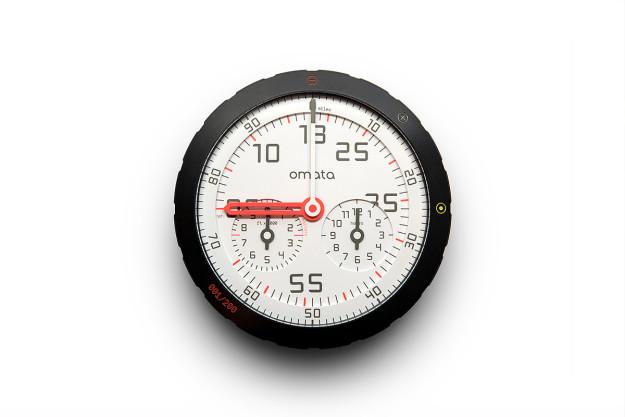 Back To the Future: OMATA Analog GPS Speedometer