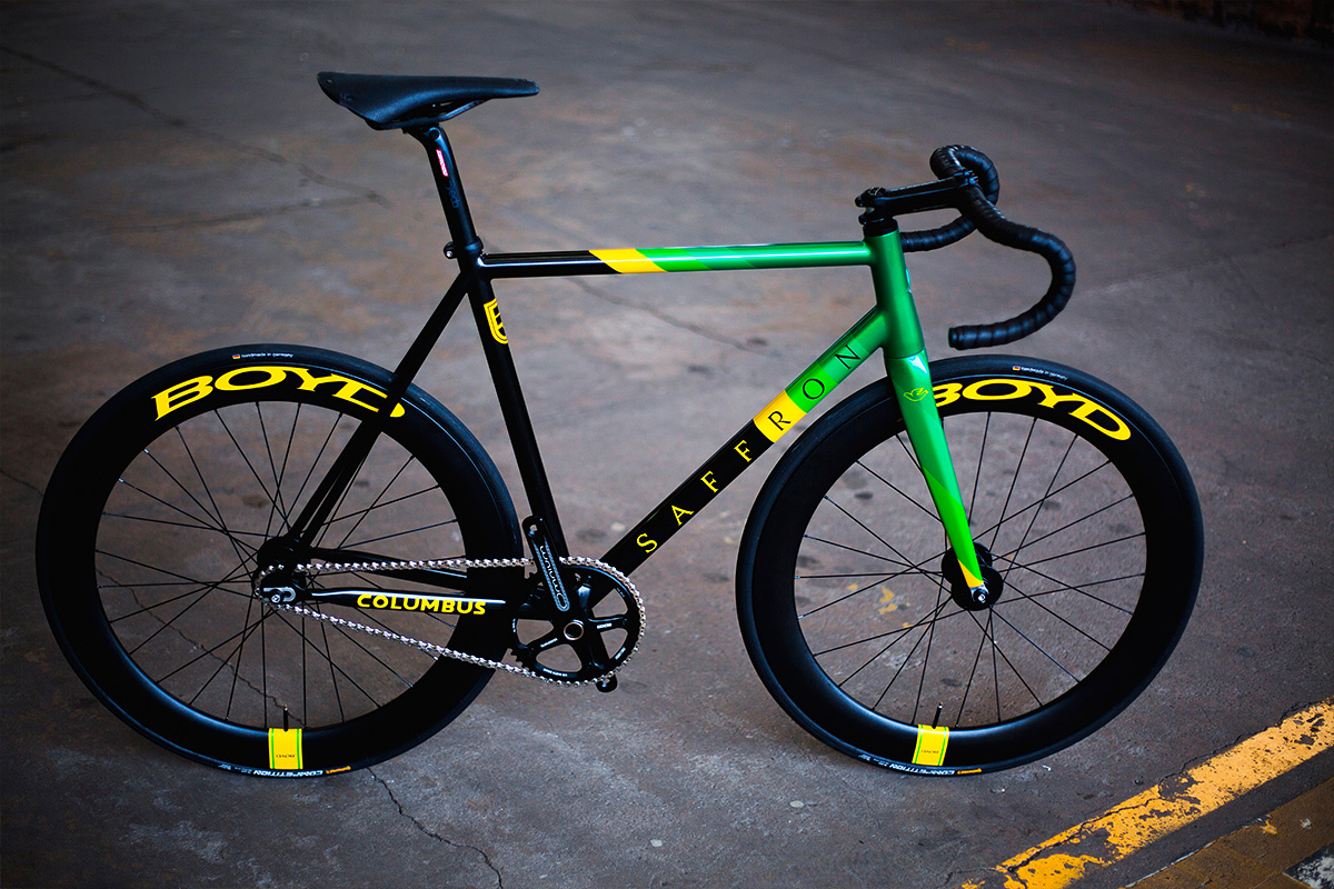Fixed Gear Bikes - Cycle EXIF