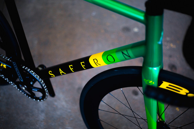 Saffron Frameworks x 5th Floor LDN At The Red Hook Crit