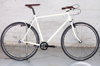 A Bike For Monsieur? Franck's Victoire Cycles Commuter