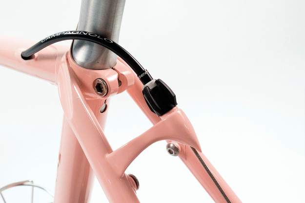 Pretty In Pink: Willy Tan's Tourer