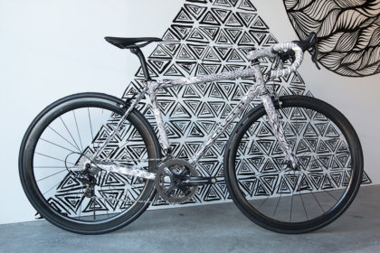 Coast Lines: Caletti Cycles X Jeremiah Kille Road Racer