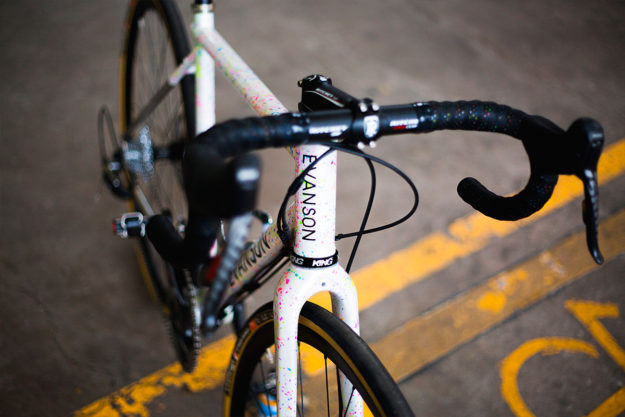 The Colourful Colcestrian: Claire's Evanson Road Bike