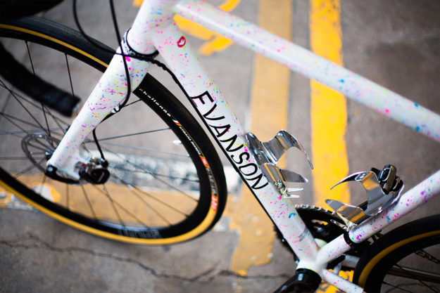 The Colourful Colcestrian: Claire's Evanson Road Bike