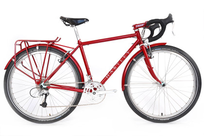 Ruby Through The Looking-Glass: Hartley Cycles Mini-Tourer