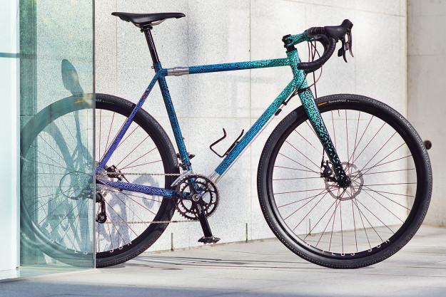 'Buitestander': Mercer Cycles Dirt Tourer
